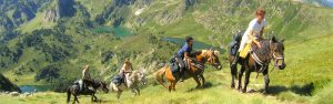 randonnee cheval pyrennees | destinations cheval