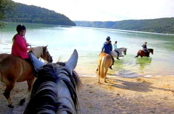 randonnee cheval ethologie | destinations cheval