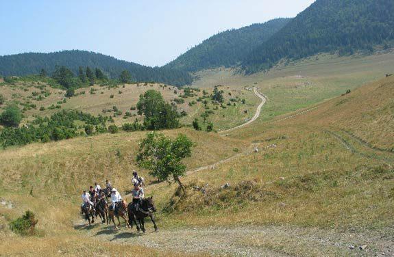 a cheval rando libre pyrenees - Destinations Cheval