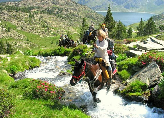 cheval pyrenees | destinations cheval