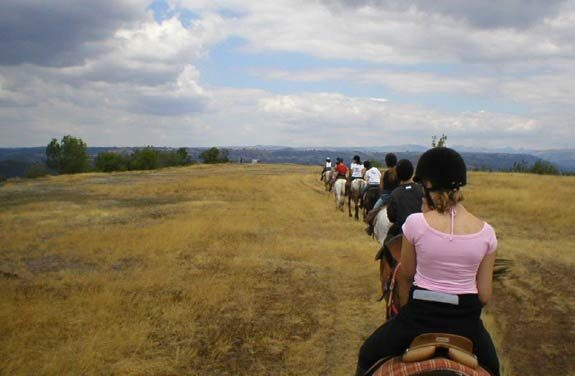 colonie vacances equitation auvergne| Destinations Cheval