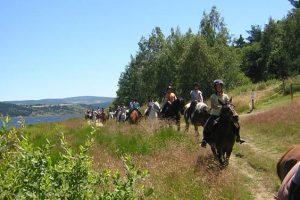 Colonie de vacances équitation en Lozère, 11-13 ans