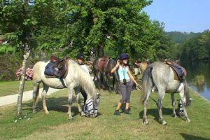 Rando cheval ado en Corrèze, 13-17 ans