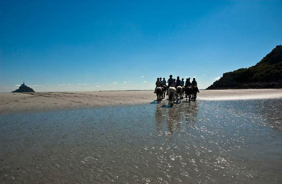 randonnee cheval ados normandie | Destinations Cheval