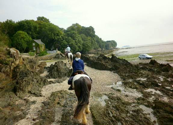 randonnee cheval bretagne | destinations cheval