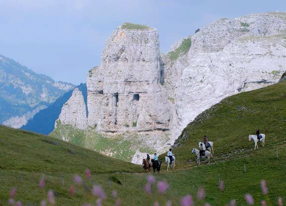randonnee cheval vercors | destinations cheval