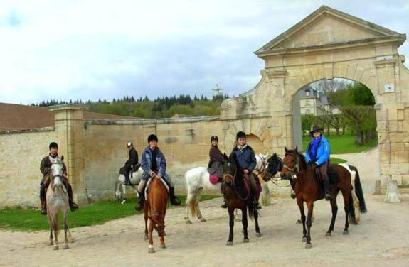 randonnee cheval vexin | Destinations Cheval