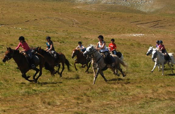 randonnee cheval ado vercors   Destinations Cheval