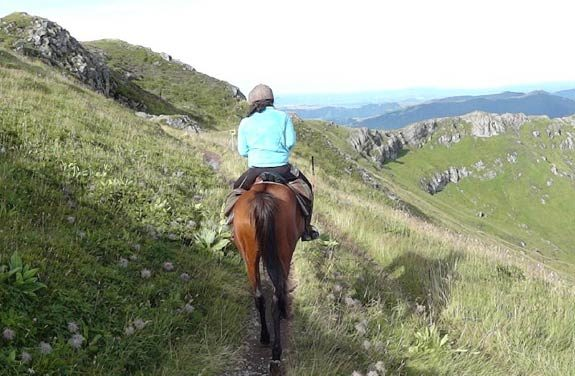 randonnee liberte cheval auvergne | Destinations Cheval