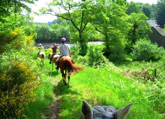 randonnee limousin | destinations cheval