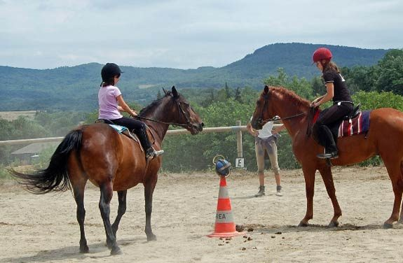 stage equitation pyrenees | destinations cheval