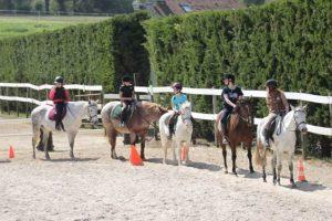 Stage équitation Normandie – Orne, 6-13 ans