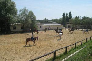 Stage d'équitation ado dans l'Yonne de 10-16 ans