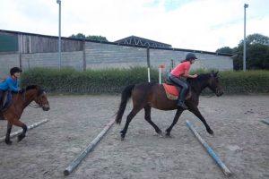 Stage poney et randonnée en Baie du Mont Saint Michel, 9-11 ans