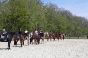 Vacances équestres et multi-activités dans l'Yonne, 10-16 ans
