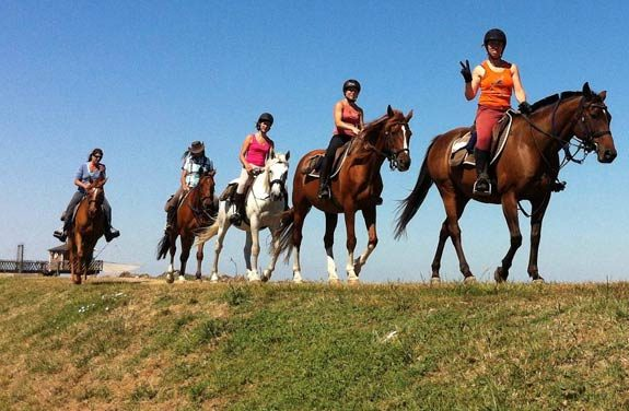 weekend cheval initiation gironde | Destinations Cheval