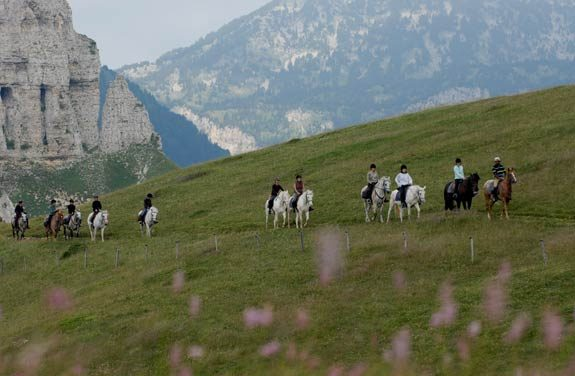 weekend cheval vercors | destinations cheval