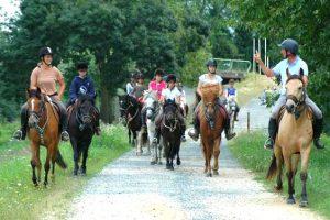 Colonie de vacances equitation, 4-17 ans