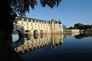 Randonnée à cheval châteaux de la Loire