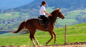 cheval vacances paques