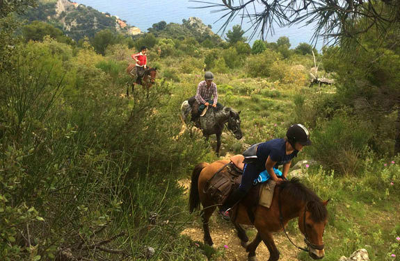 rando cheval weekend alpes destinations cheval