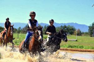 Stage d'équitation en PACA pour les 8-18 ans
