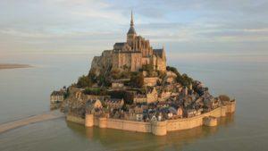 randonnée équestre du Mt St Michel à Cancale